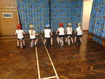 Year 1 Early Riders