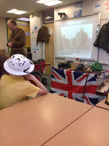 Year 5 World War Two Experience