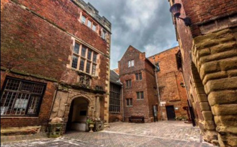 Year 4 Class Trip To Tamworth Castle